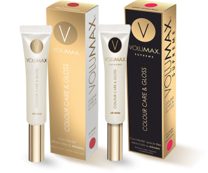 color y volumen para labios volumax