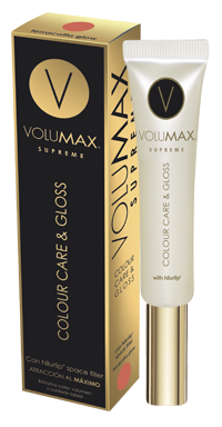 hidratante y volumen de labios color terracota de volumax
