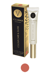 care and gloss volumen para labios
