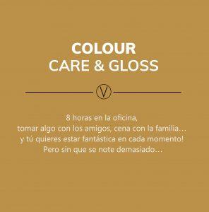 labios voluminosos e hidratados colour & gloss de volumax
