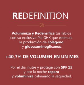 caracteristicas de redefinition de volumax