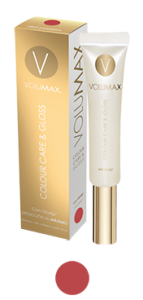 colour care & gloss labios voluminosos color rojo pasion