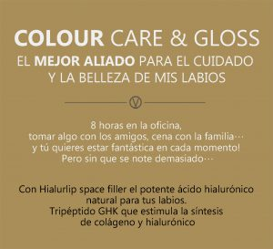 caracteristicas colour care gloss de volumax