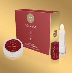 triactive de volumax para dar volumen a los labios