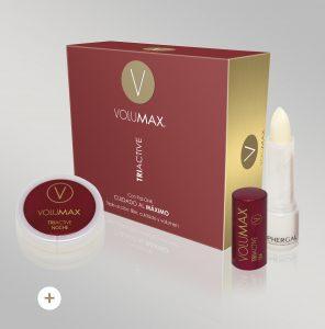 dar volumen a los labios triactive de volumax